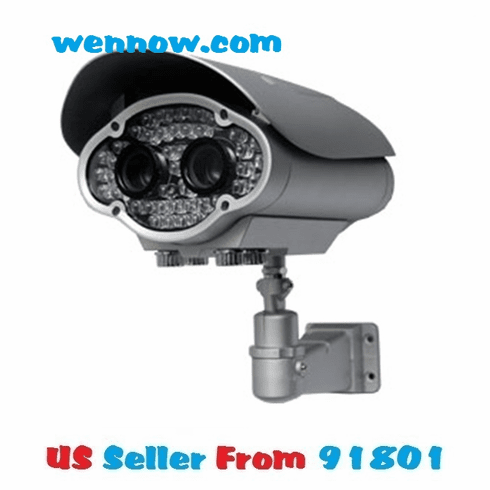 540 TV Lines 1/3 inch Sony SupeHAD CCD 240FT N.V.Camera