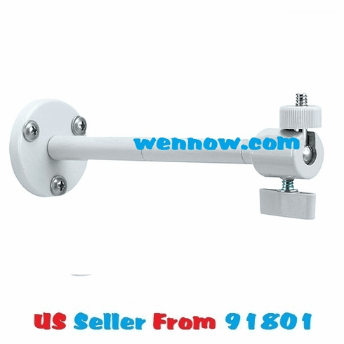 6cm Straight Extend Wall Mount for CCTV Security Camera