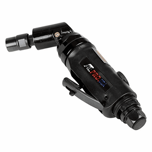 """ATE Pro. USA 13038 1/4"""" 120 Degree Angle Air Die Grinder, 20"""" Length, 9.37"""" Width"""