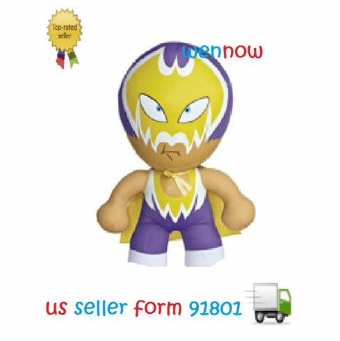 Aurora 8-inch Lucha Libre Soft Toy (the eagle) 33012