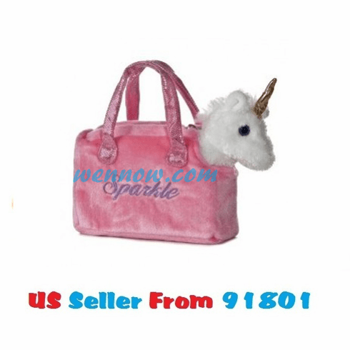 Aurora Unicorn Pet Carrier