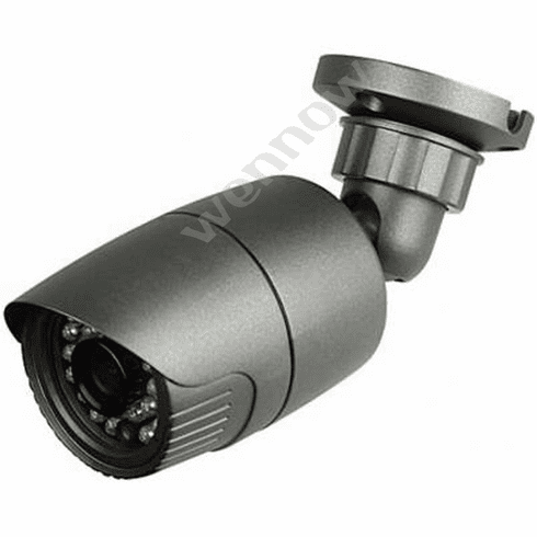 Black 30 Pcs IR LED IR Bullet Camera 2MP 4.2mm CCTV Security Camera