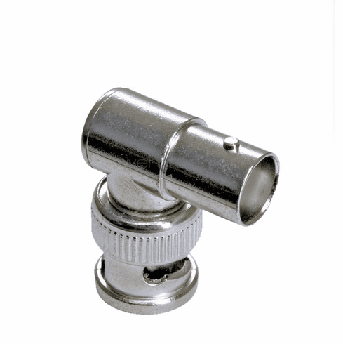 BNC Right Angle Adapter Male To Female ( Lot 10 )