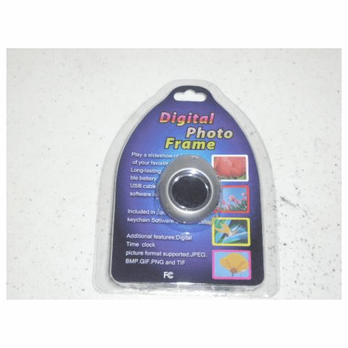 Brand New Digital Picture Frame Keychains