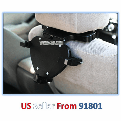 """Car Mount for Portable DVD Players & TVs Upto 10"""""""