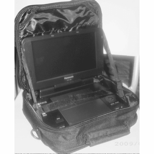 """Carrying Case WW-CC55 for Portable DVD Players with screens 9"""" or less"""