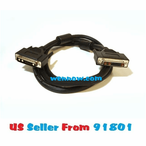 DB13W3 Male to Female extension Cable.