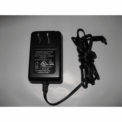 FYC1201500U 9V 1.5A AC Power Adapter for Potable DVD