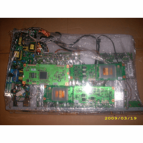 Hannspree T371 LCD HDTV whole set PCB