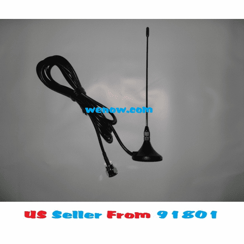 HDTV Mobile Antenna with Magnet Mount