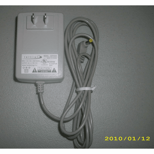 Initial ADPV26A 9V 2.2A AC/DC Power Adapter