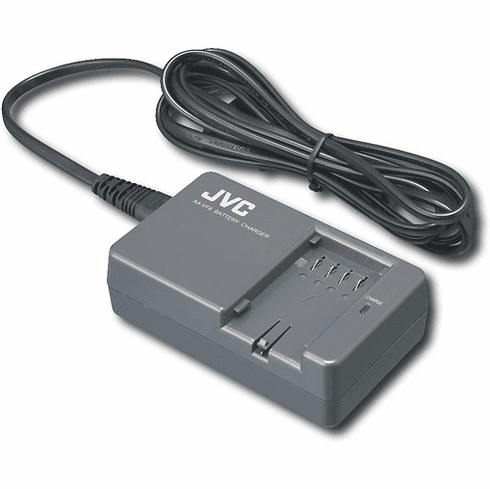 JVC - Lithium-Ion Data Battery Charger Model AAVF8US