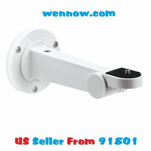 Lot of 2 Wall Mount Bracket for CCTV Security Camera