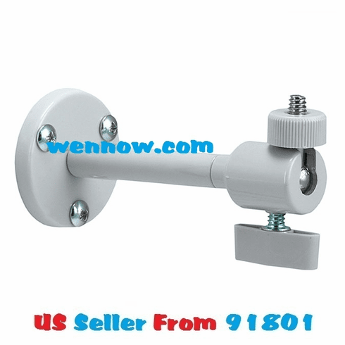 Lot of 8 ML-203 Wall Mount Bracket for CCTV Camera