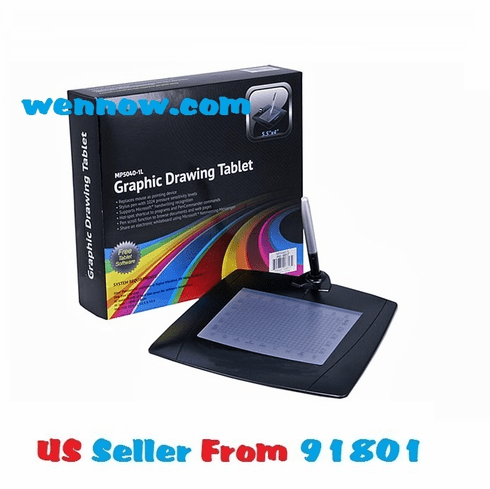New 5X4 Inches Graphic Drawing TABLET