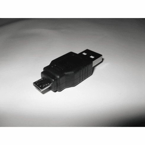 New USB 2.0 Type A Male To USB Mirco Male Adapter