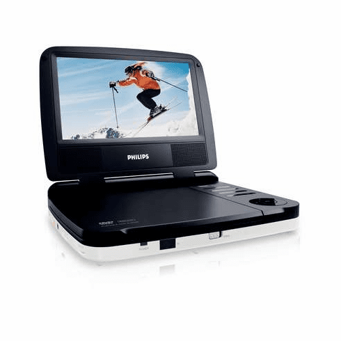 Philips-Portable DVD Player PET702/37