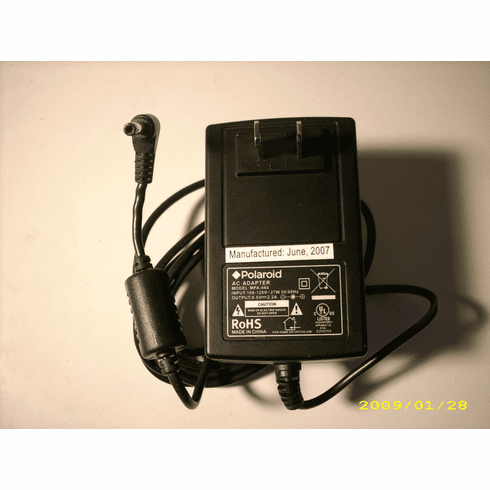 Polaroid MPA-660 9.5V 2.2A AC/DC Power Adapter