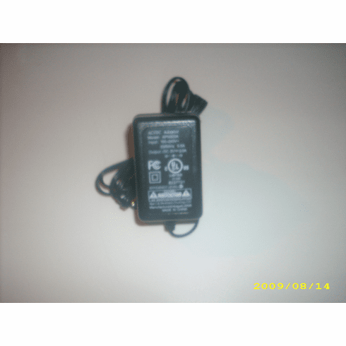 Portable DVD Player APX920A 9V 2.0A Power Adapter