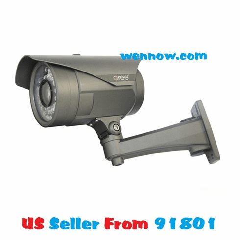"""Q-See QSB43065 Sony 1/3"""" CCD 570 TVL 230ft Nightvision"""