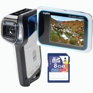 Sanyo Digital Camcorder