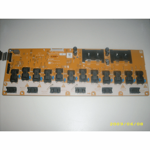 "Sharp 52"" LCD Panel Inverter Board - RDENC2307TPZ"