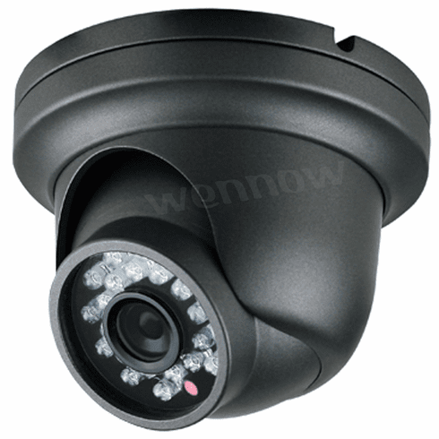 """SONY 1/3"""" CCD 2.8mm fixed lens 23 Pcs IR LEDs Dome Security Camera"""