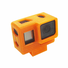 3D Print Parts for GoPro Hero 5/6/7 Mount for Drones