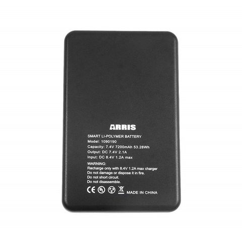 7.4V 7200Mah Lipo Battery for ARRIS Heated Vest and Heating Jacket