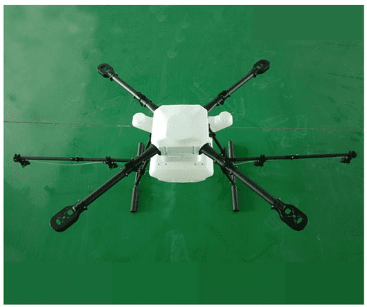 ARRIS AX416 4 Axis 15L 15KG Quadcopter Agricultural Spraying UAV Drone