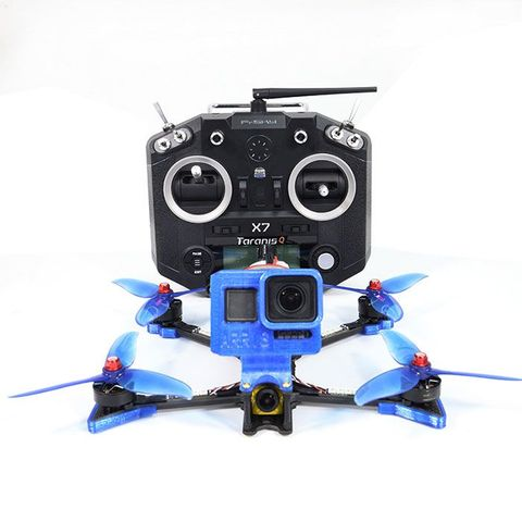 "ARRIS Explorer 220 3-4S 5"" Freestyle FPV Racing Drone RTF w/AT9S Q X7 T16 Pro V2"