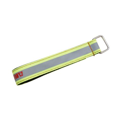 ARRIS High Strength Battery Straps 90kg+ Tensile Strength (Fluorescent Green)