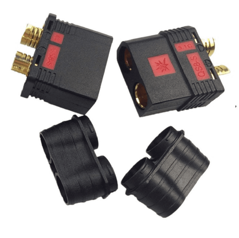 ARRIS QS8-S Heavy-duty Anti-spark Battery Connector High Current Plug Male Female for UAV agriculture drone