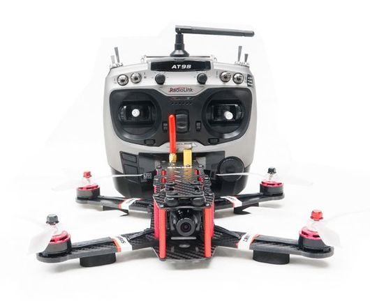 Free Shipping!ARRIS X-Speed 250B  FPV Quadcopter RC Racing Drone With F4 Flight Controller + HD Camera + Radiolink AT9S Transmitter (US Warehouse)