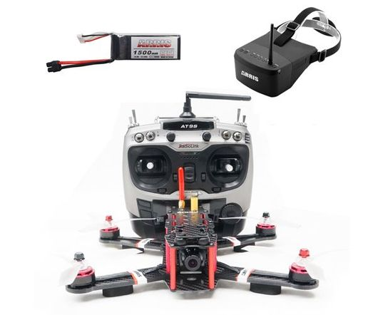 ARRIS X-Speed 250B FPV Racing Drone RTF with EV800 Goggle with 2 Battery (Free Shipping)