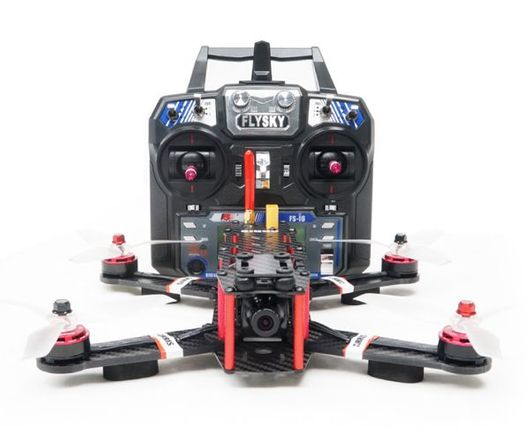 ARRIS X-Speed 250B Racing Quad RTF with Flysky FSI6 Radio