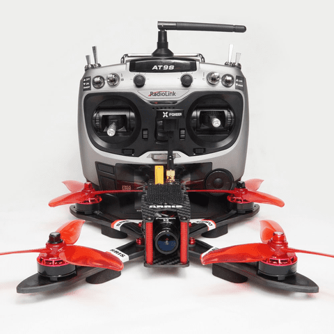 "ARRIS X220 V2 220MM 5"" FPV Racing Quad RTF w/Radiolink AT9S (US Warehouse)"