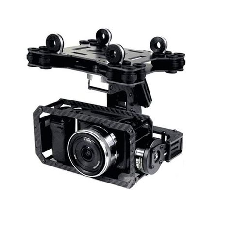 ARRISHOBBY ZHAOYUN pro 3-Axis Brushless Gimbal 32bit Version