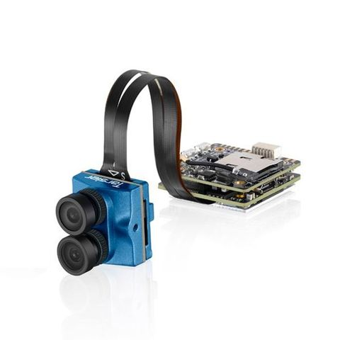 Caddx Tarsier 4K 30FPS Dual Lens Anti-Shake 1200TVL Super WDR WIFI FPV Camera