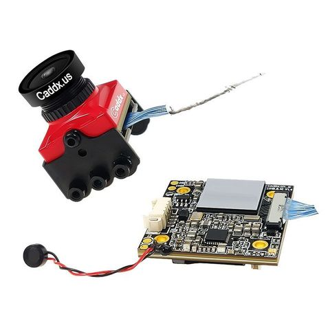 Caddx Turtle V2 Micro 1080P 60fps HD Recording FPV Camera (Free Shipping)