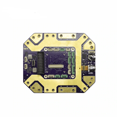CUAV CAN PDB Carrier Board/CAN PDB V5 Plus Carrier Board for Pixhawk Flight Controller for RC Drone Helicopter