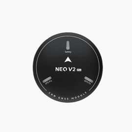 CUAV NEO V2 Pro CAN GPS Module GNSS Support Ardupilot  FC For Multicopter