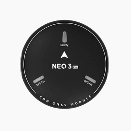 CUAV New NEO 3 Pro GNSS U-blox M9N GPS Module for Pixhawk Compass Support Ardupilot PX4 Open Source UAV Navigation