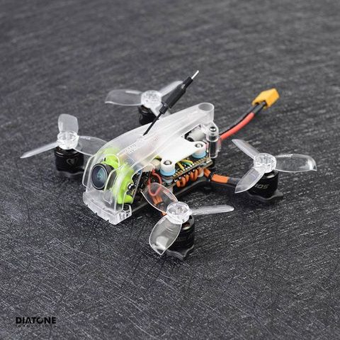 Diatone GT-Rabbit R249 2inch Micro Brushless 3-4S FPV Racing Drone PNP