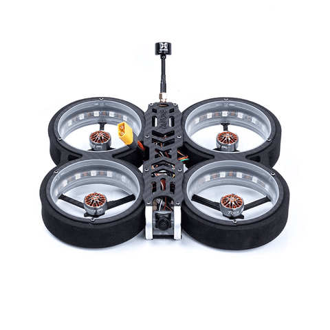 DIATONE MXC TAYCAN 349/369 3'' 158mm 4S/6S Cinewhoop FPV Racing Drone PNP with RUNCAM NANO2 SW2812 LED