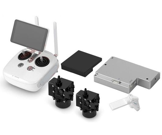 DJI Agriculture Solution Package V2.0 (AMU+Radio+Radar+Pump)