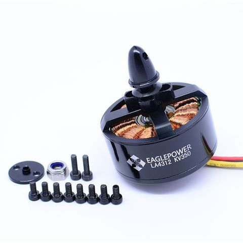 Eaglepower LA4312 350KV High Efficiency Multicopter Brushless Motor