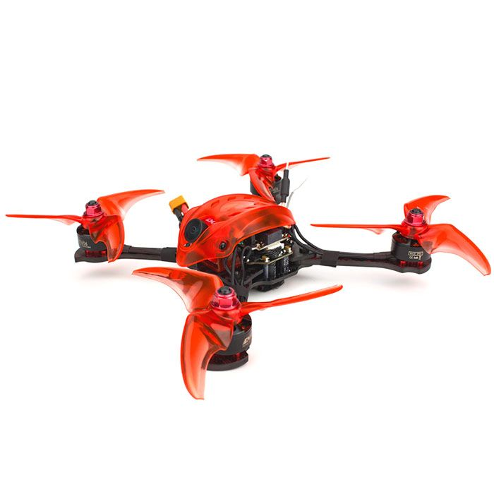 Emax Babyhawk R Pro 4 Inch 3 6s Fpv Racing Drone Bnf Frsky D8