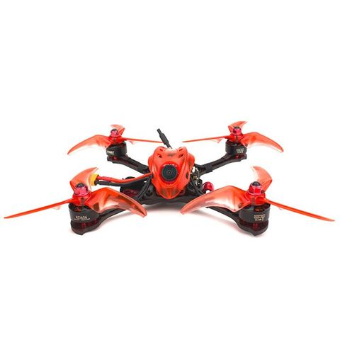 EMAX Babyhawk R Pro 4 inch 3-6S FPV Racing Drone BNF Frsky D8