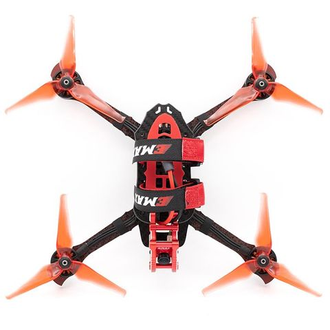 "EMAX BUZZ 5"" 4S-6S Freestyle FPV Racing Drone BNF with Frsky RX"
